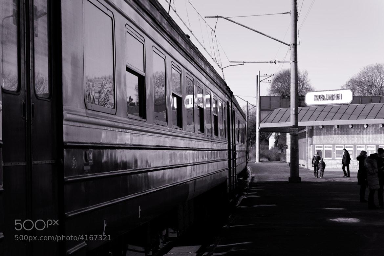 Photograph Majori train station by Jeremy Coste on 500px