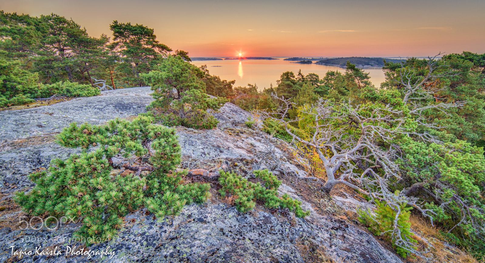 Photograph Pearl of the Archipelago Sea by Tapio Kaisla on 500px
