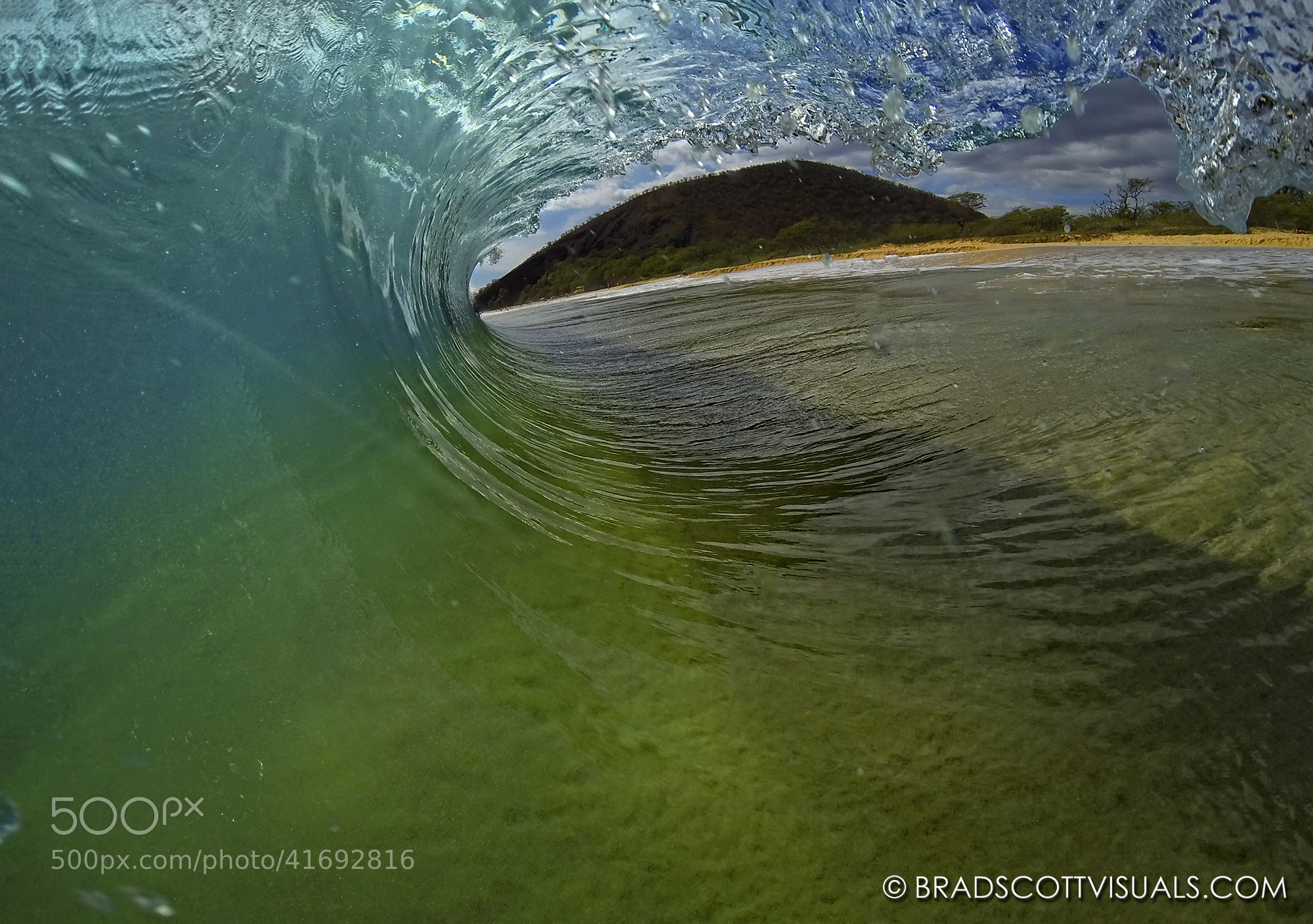 Photograph Surfers View by Brad Scott on 500px