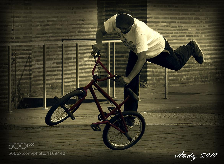 Photograph The Bike by Andreas Schönhofen on 500px