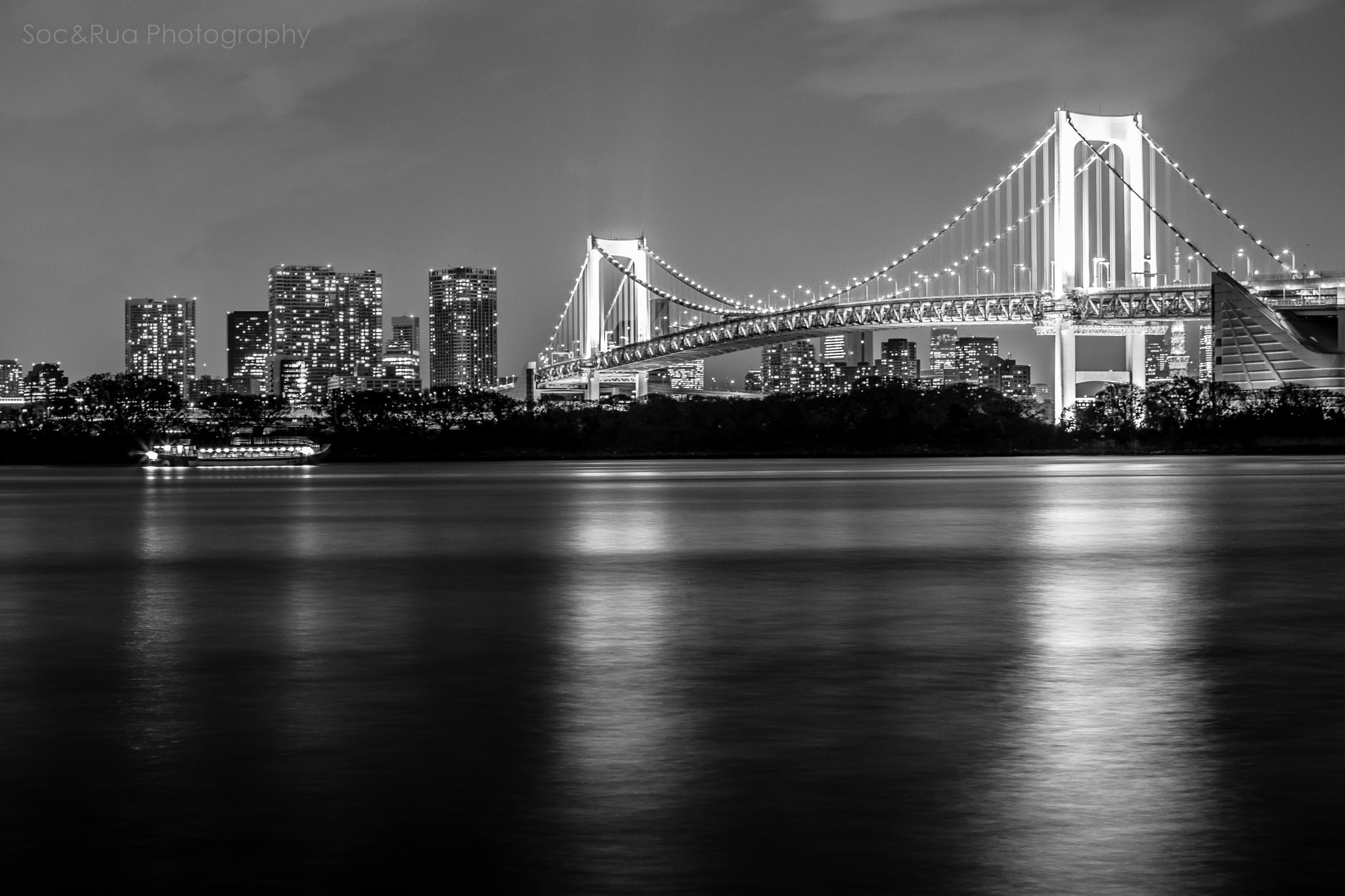 Photograph View of Odaiba by Huy Tonthat on 500px