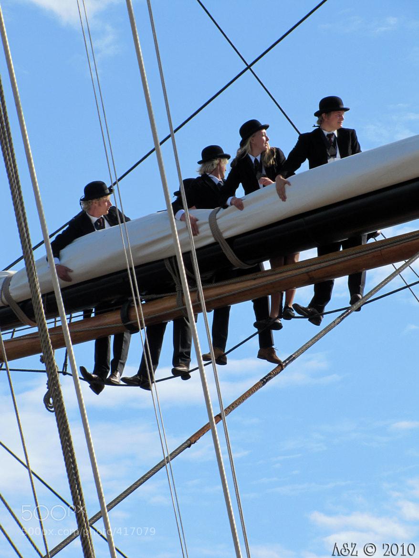 Photograph Sail by Addik Zwiers on 500px