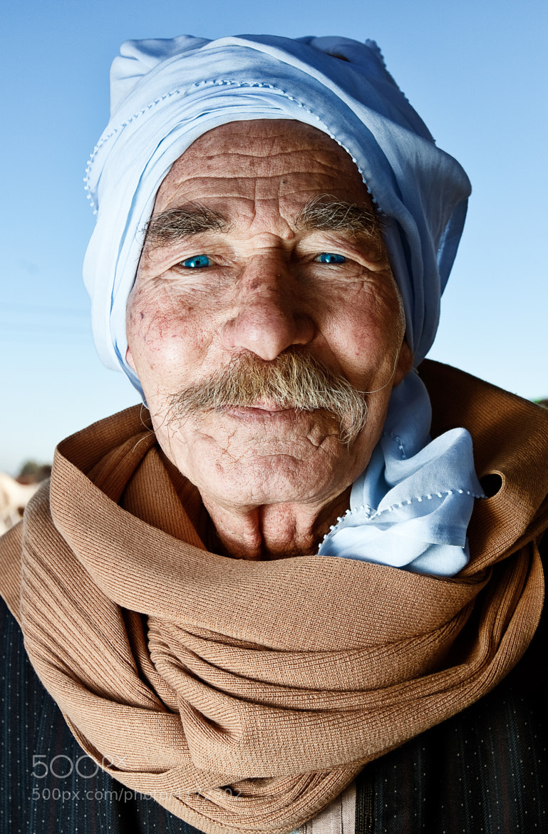 Photograph THE OLD BLUE EYES  by Ahmed Mahmoud on 500px