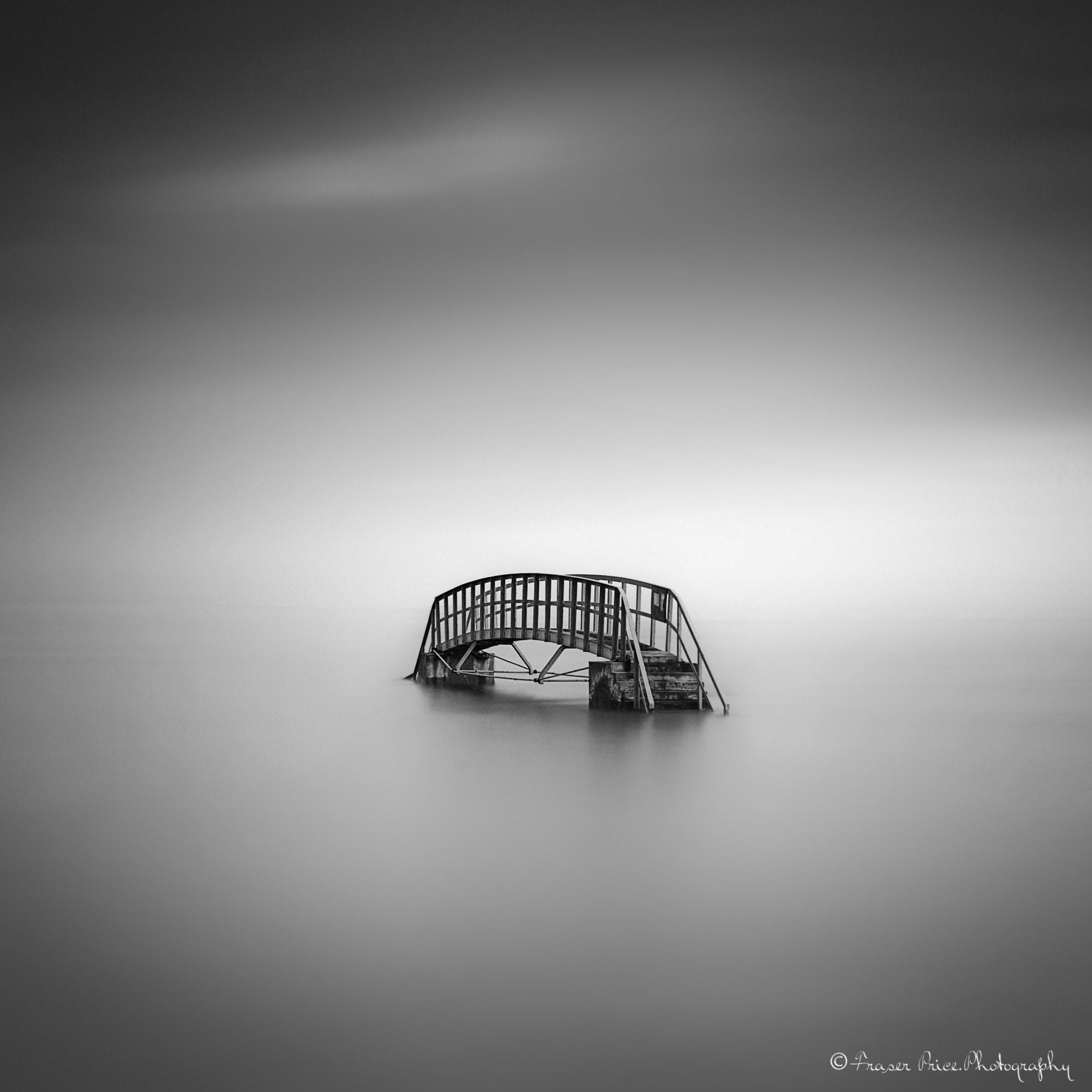 Photograph Bridge to Nowhere by Fraser Price on 500px