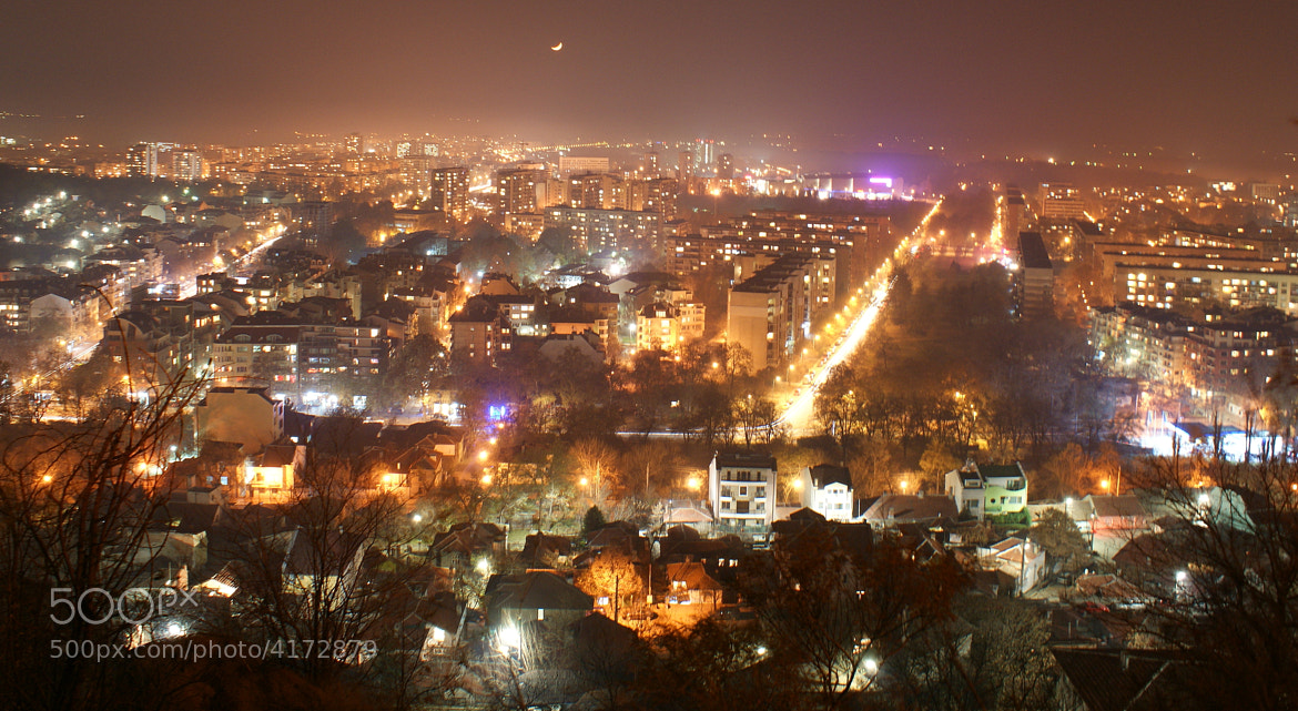 Photograph Plovdiv @ night  by Kenan Suadov on 500px