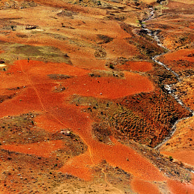 Red Soil of Africa by Csilla Zelko (csillogo11)) on 500px.com