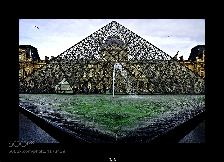 Photograph Paris' Mid by Loïc Auffray on 500px
