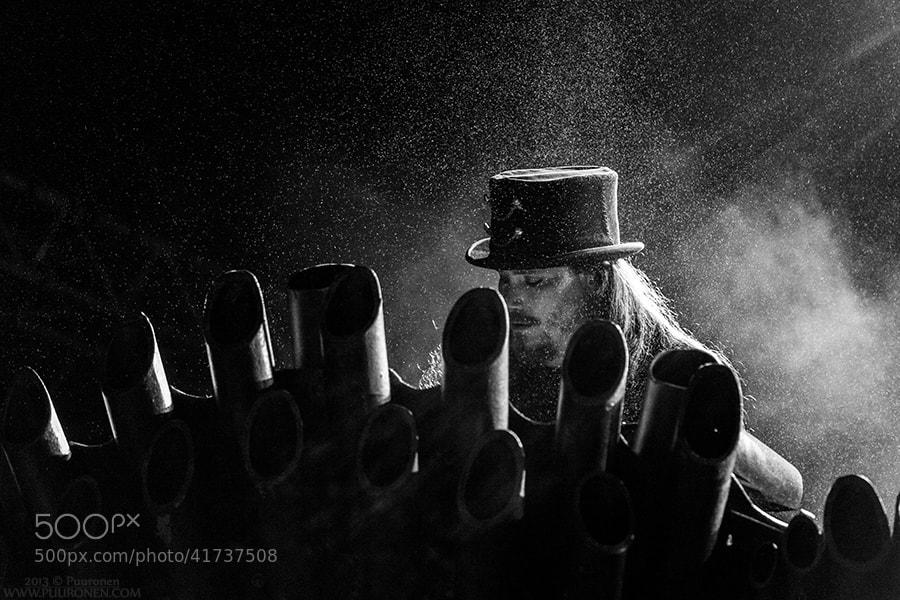 Photograph Nightwish, Sotkamon Syke 2013 by Samu Puuronen on 500px