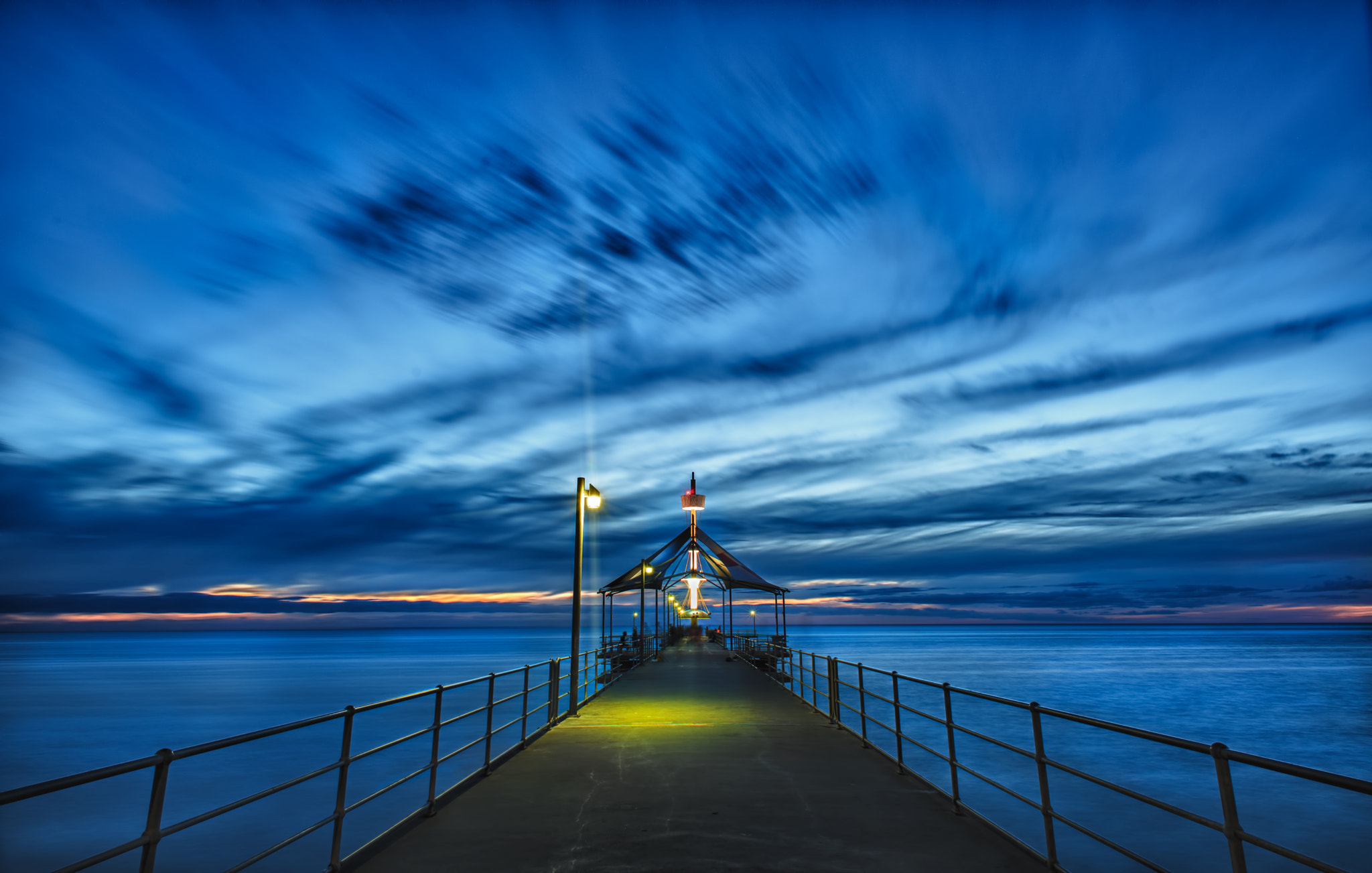 Photograph Blue Hour by Bipphy Kath on 500px