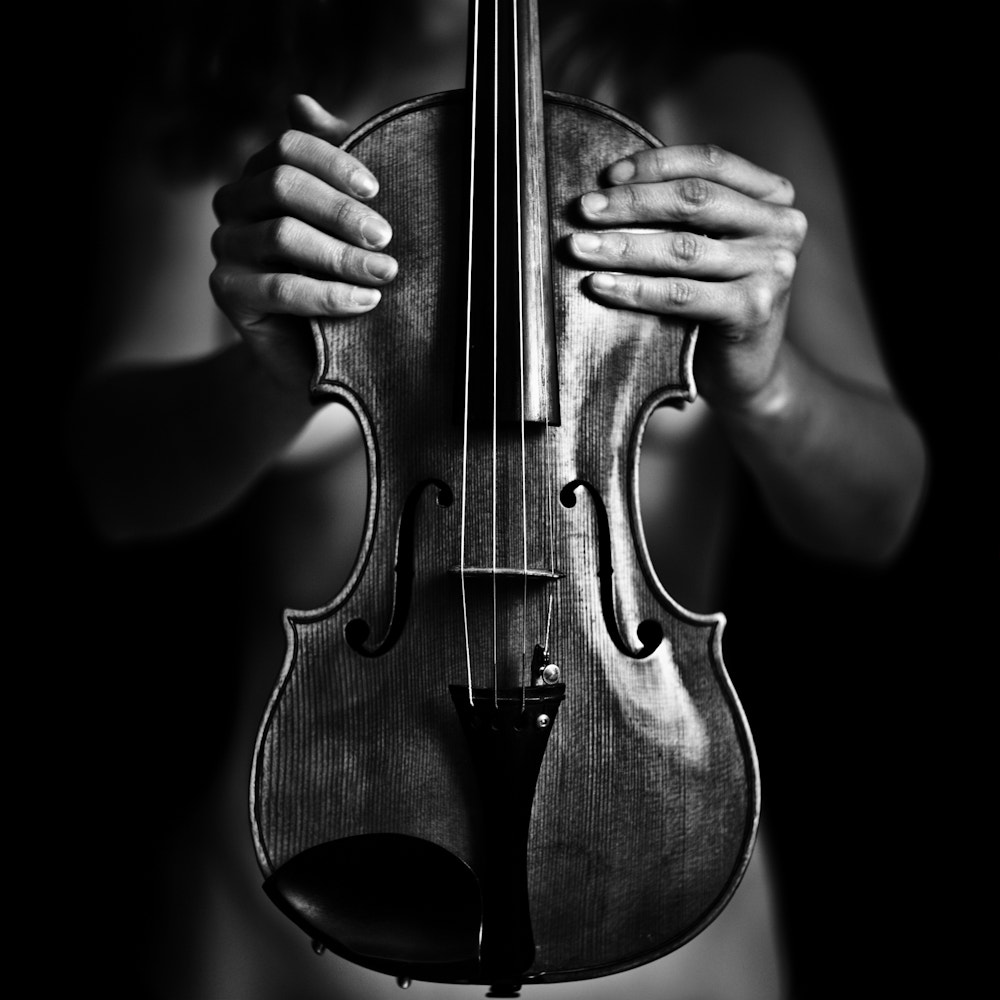 Photograph Violon by Benoit COURTI on 500px