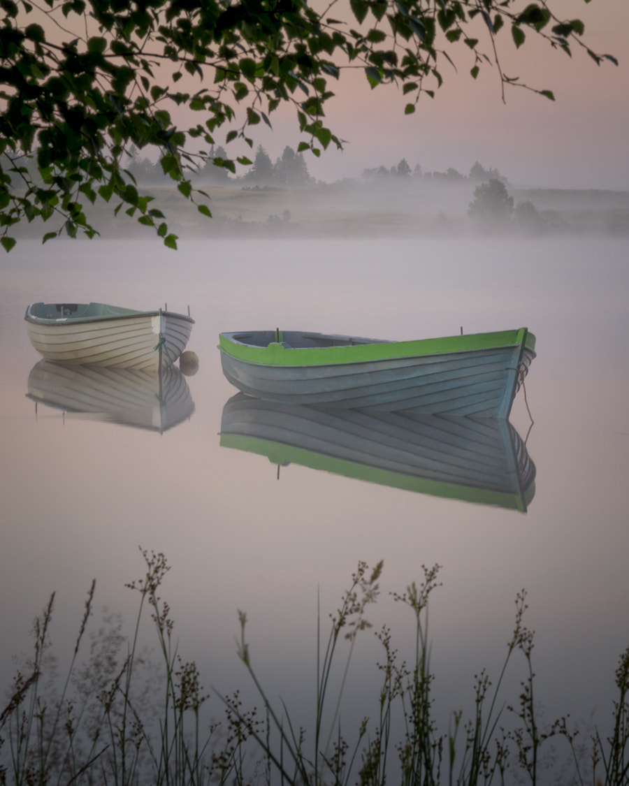 Photograph Loch Rusky, peace and quiet... by David Mould on 500px