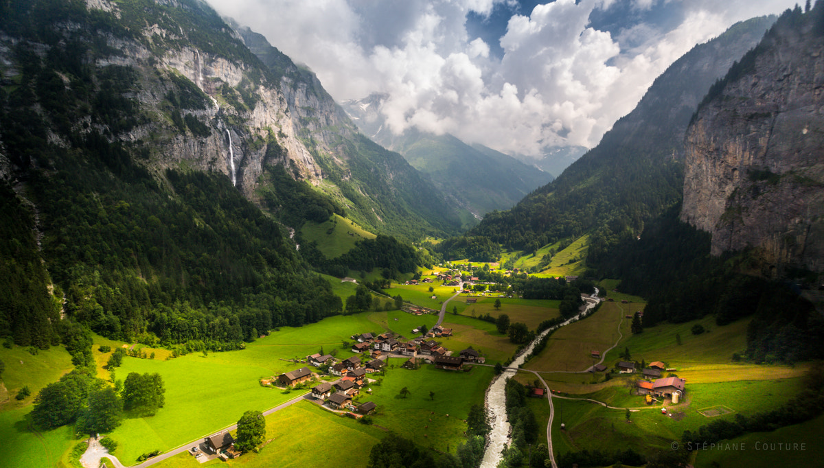 Photograph Stunning Beauty of Switzerland by Stephane Couture on 500px