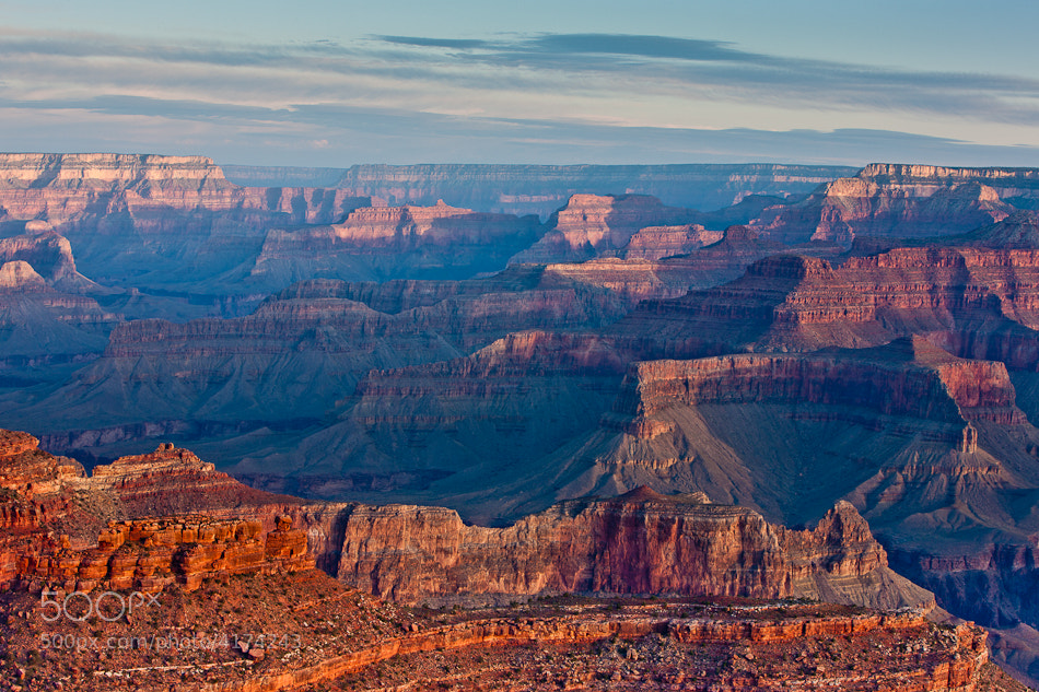 Photograph Grand Canyon by Ghyslain Heurtel on 500px