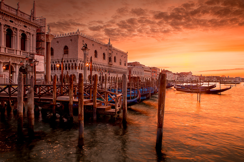 Photograph St Marco dawn by Keith Burtonwood on 500px