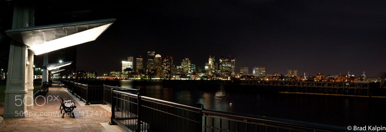 Photograph Boston Depth by Bradley Kalpin on 500px