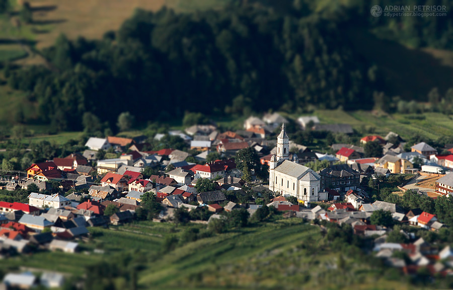 Photograph Little village by Adrian Petrisor on 500px