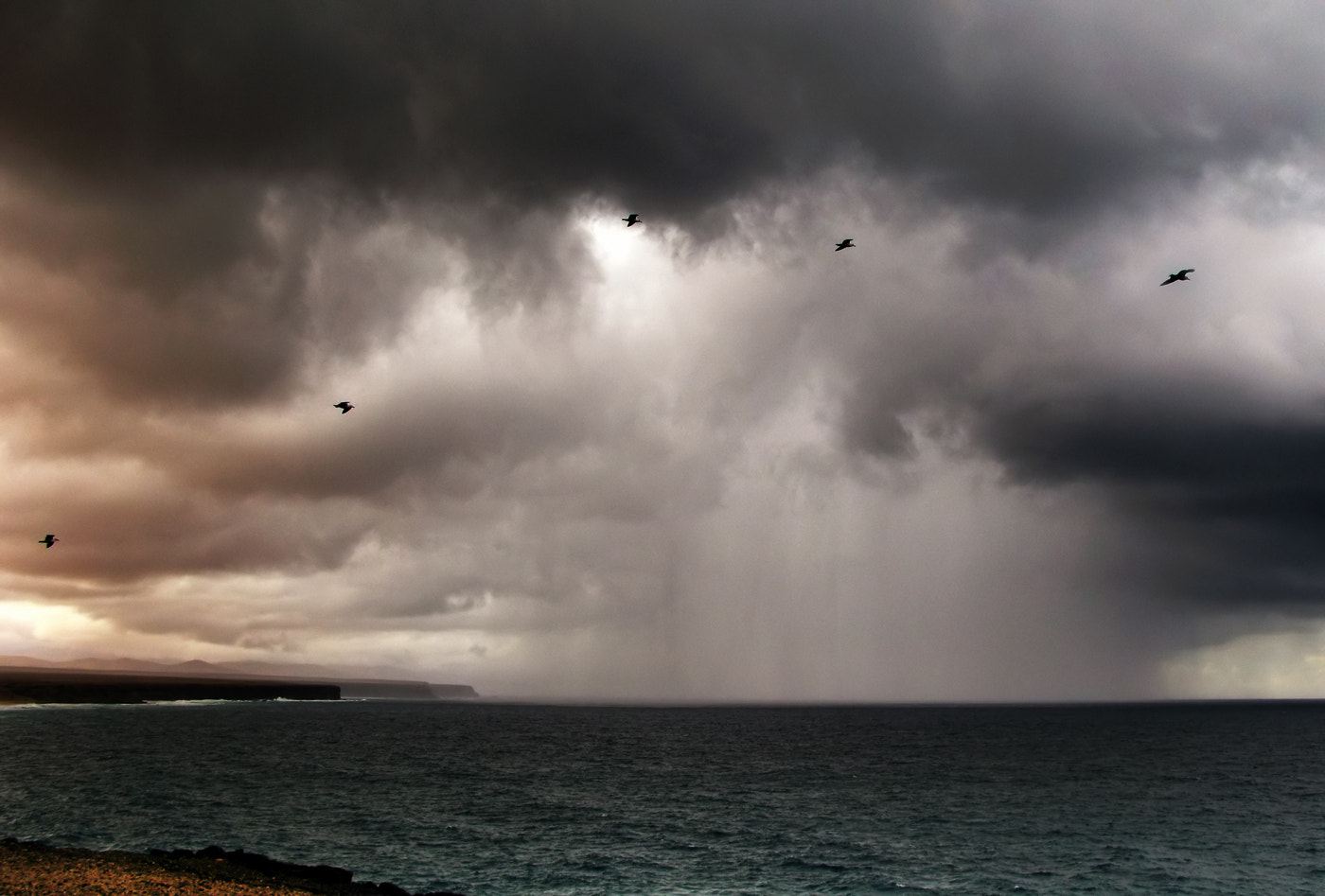 Photograph Storm coming. by Pedro López Batista on 500px