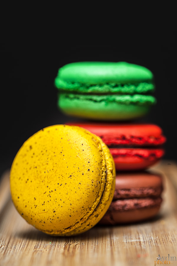 Sweet: French Macarons