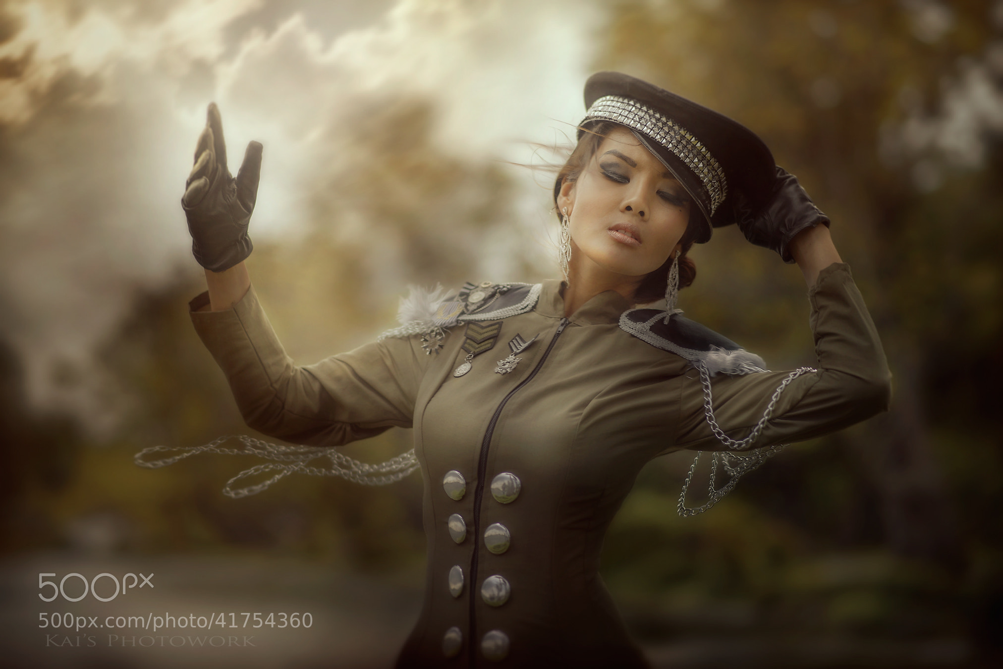 Photograph A Commander by Siamesecat  on 500px