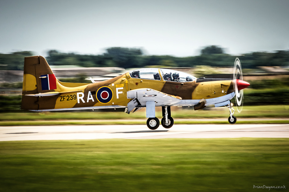 Photograph Tucano T1 by Brian Deegan on 500px