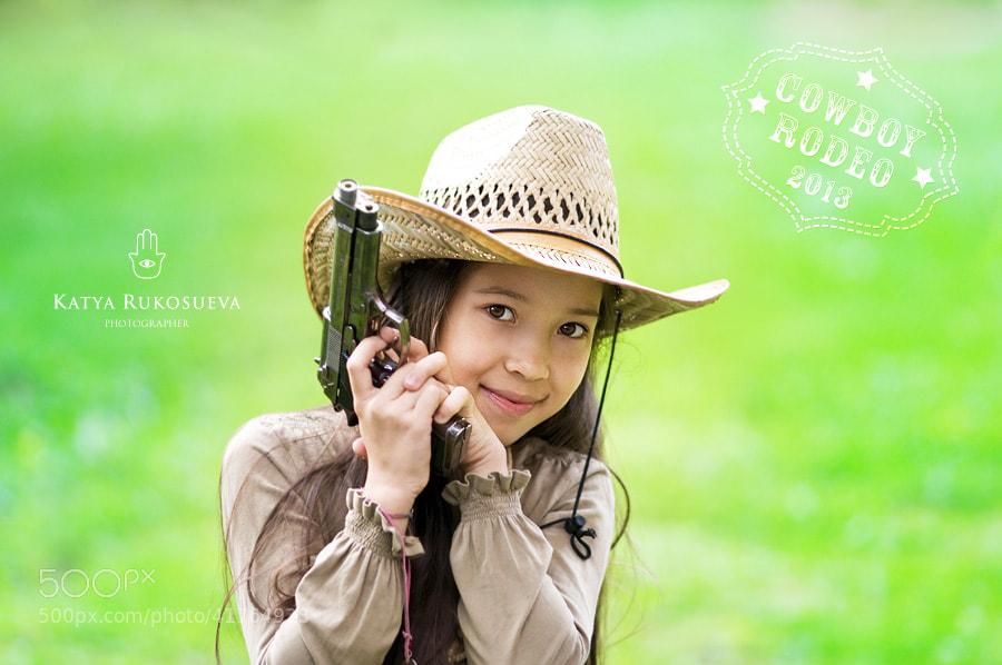 Photograph cowboy rodeo by Ekaterina Rukosueva on 500px