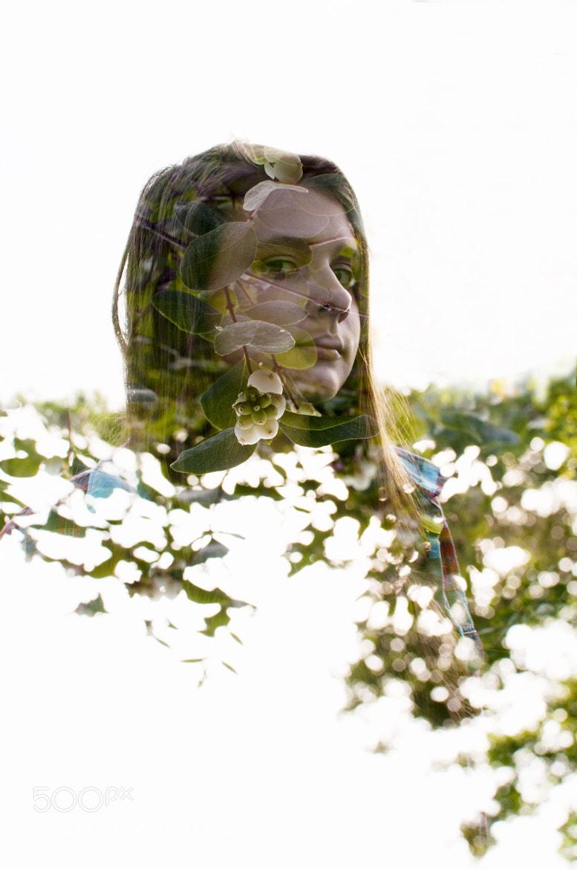 Photograph Double exposure Sister by Zhanna Semenova on 500px