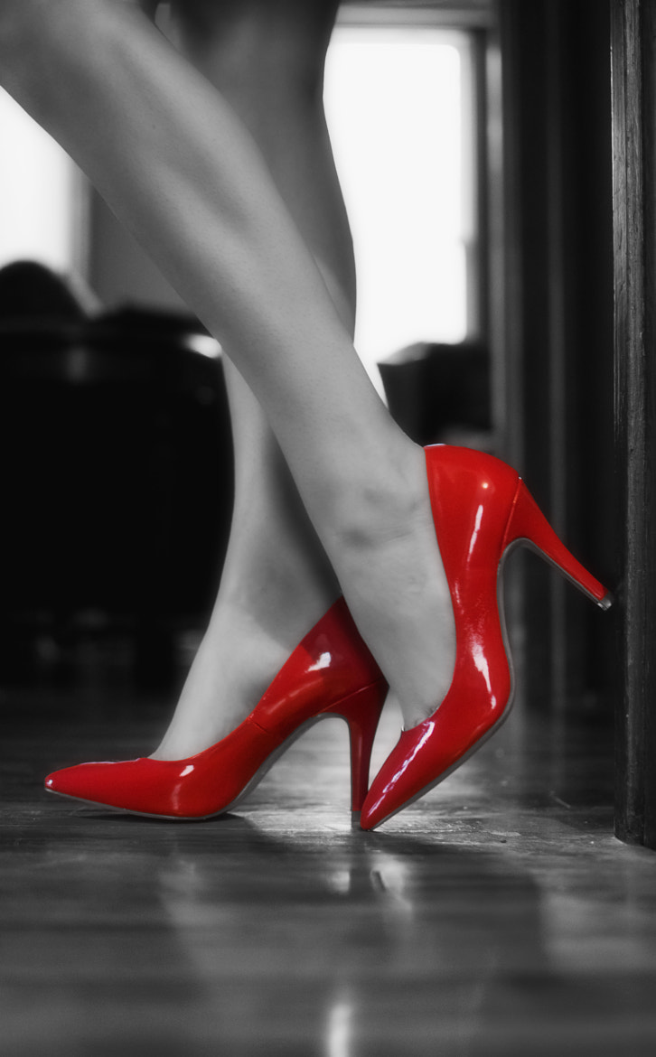 Photograph High Heels by Alexandre Piché on 500px