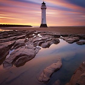 Softly Setting by Paul Sutton (postscriptphoto) on 500px.com