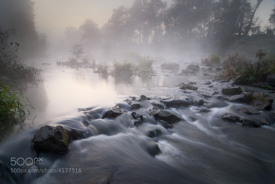 Photograph Mystic rapids by Nathan Kaso on 500px