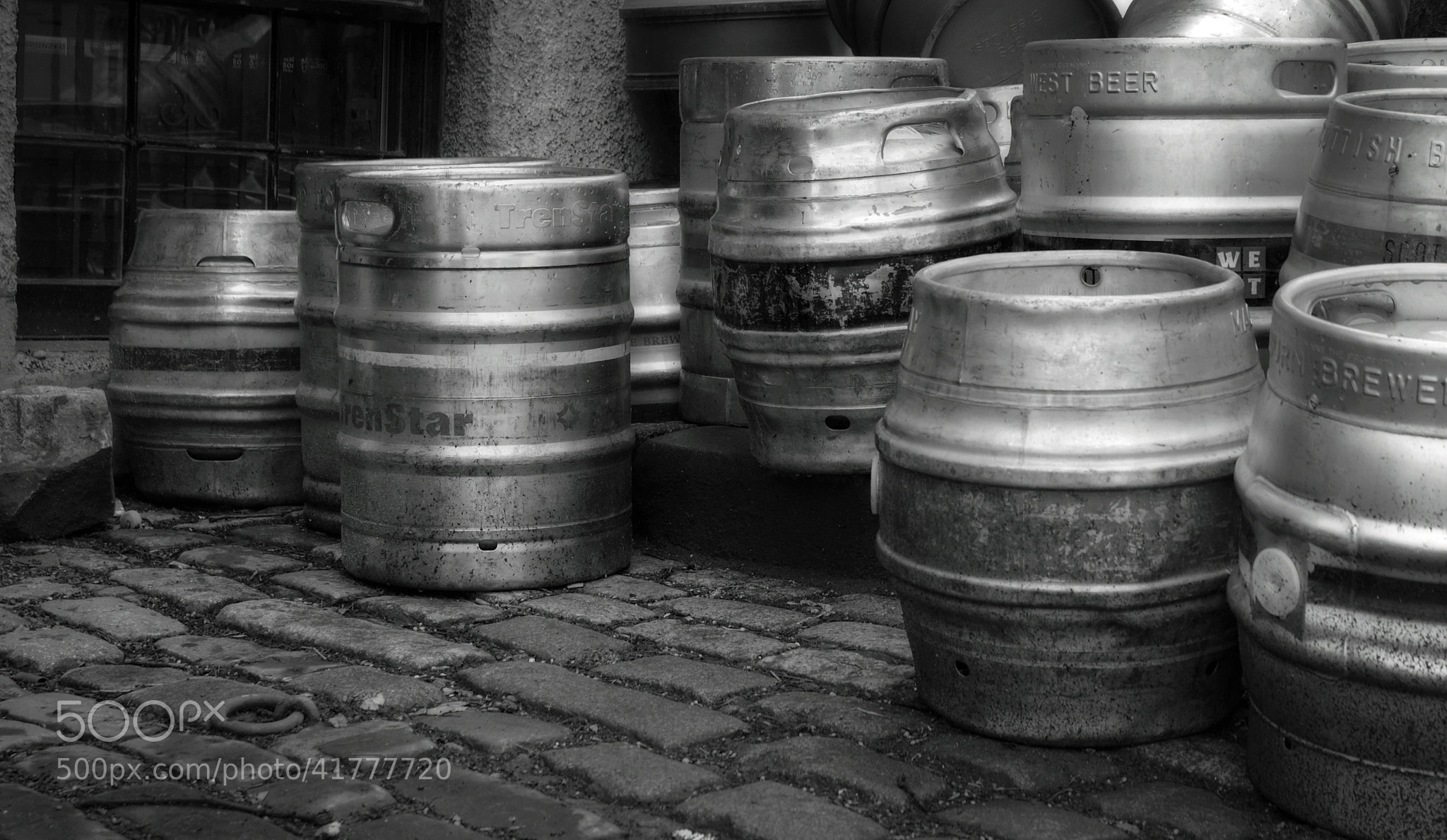 Photograph Empty Beer Barrels by Carol  Gentle on 500px