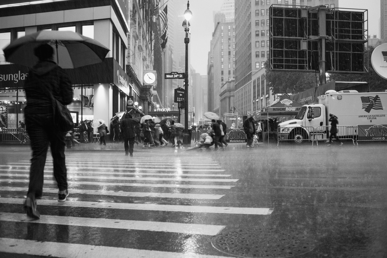 Photograph under the rain by Nicolas Grout on 500px
