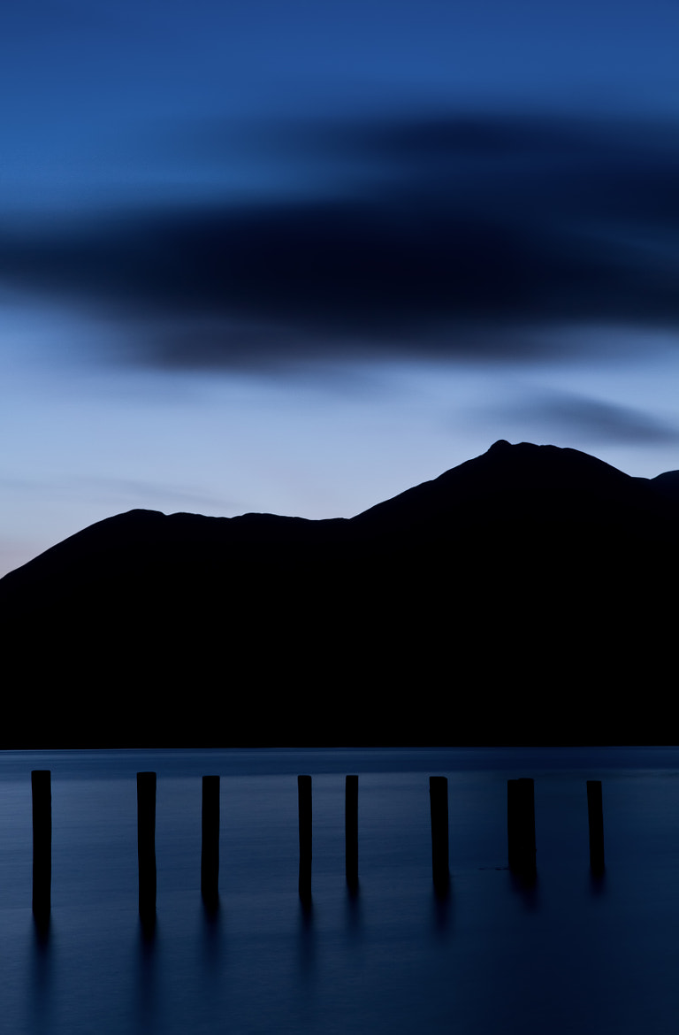 Photograph Midnight Blue by James Hicks on 500px