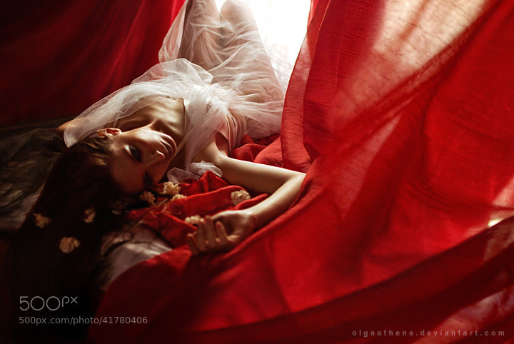 Photograph Dreamchaser by Olga Martzoukou on 500px