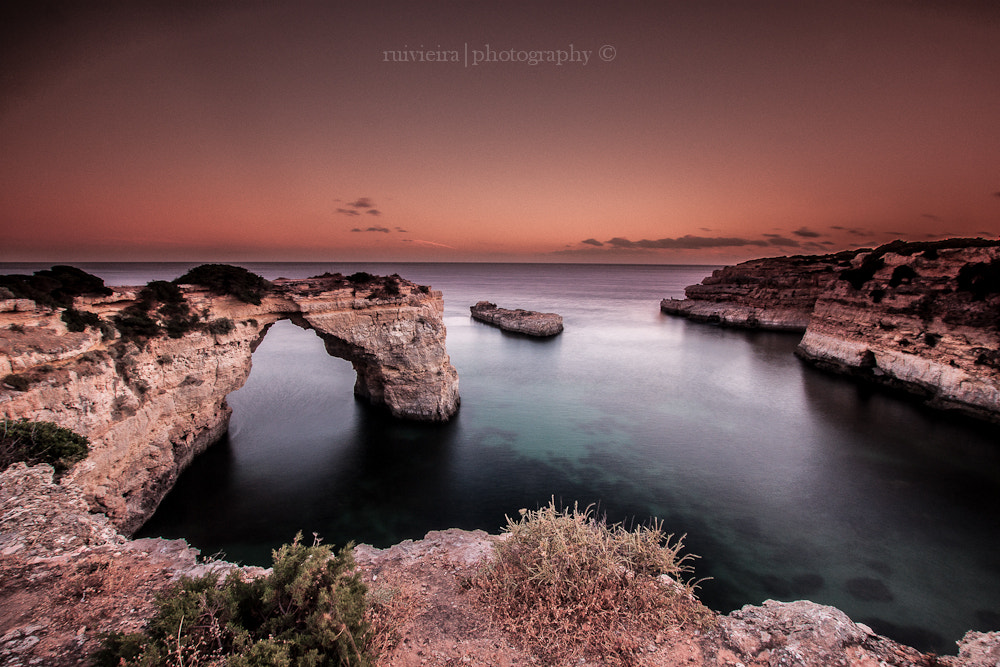 Photograph The Albandeira arc by Rui Vieira on 500px