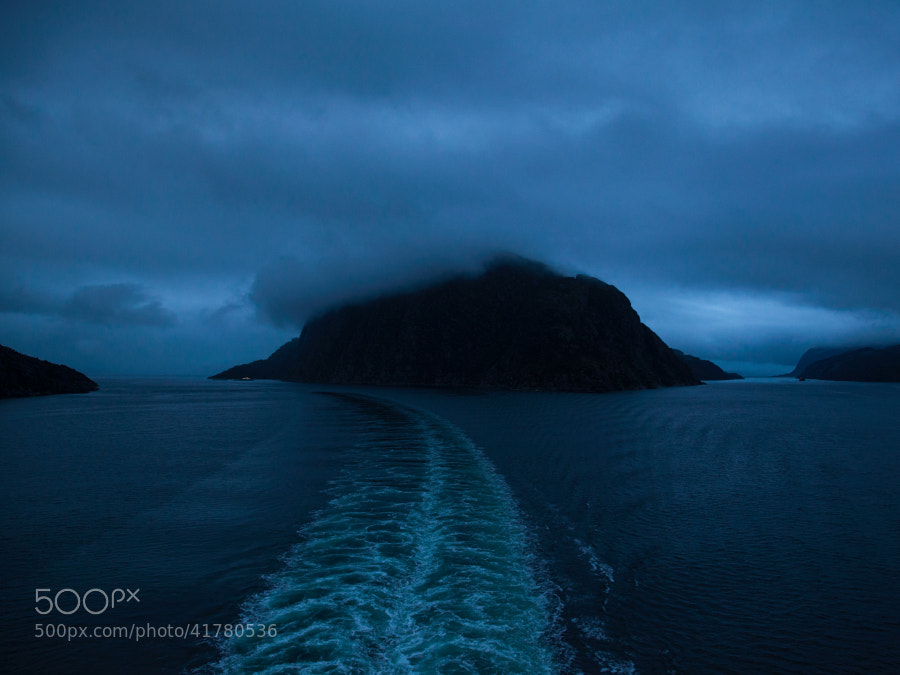 Ecstasy of the fjord #01 by Samuele Silva on 500px.com