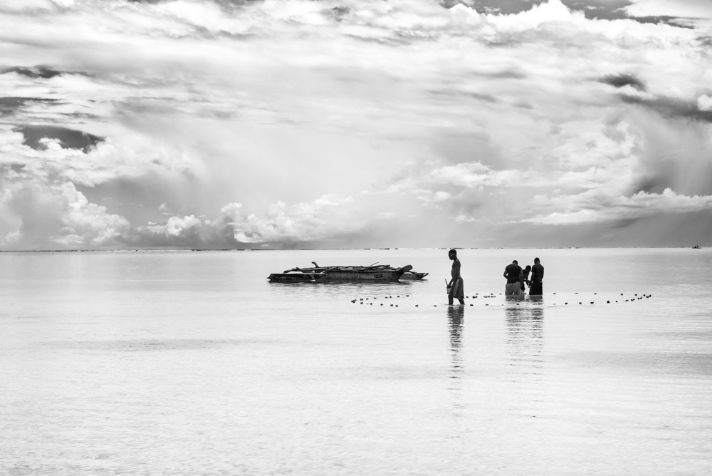 Photograph Fishing by Maryana Lemak on 500px