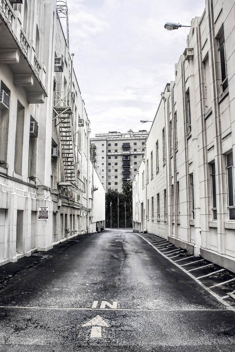 Photograph Ghost Alley by Darcy Wheeler on 500px