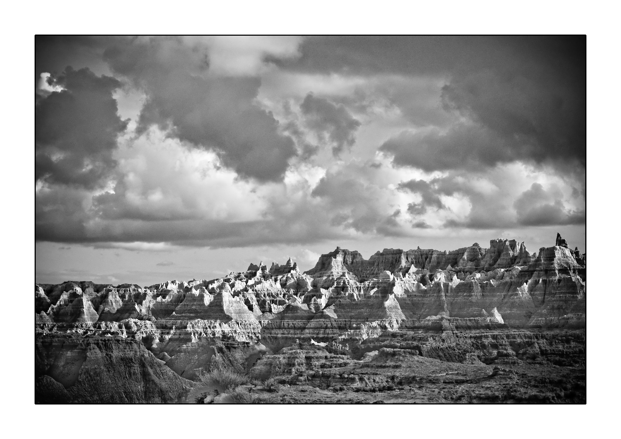 Photograph Badlands by Michael T. McNerney on 500px