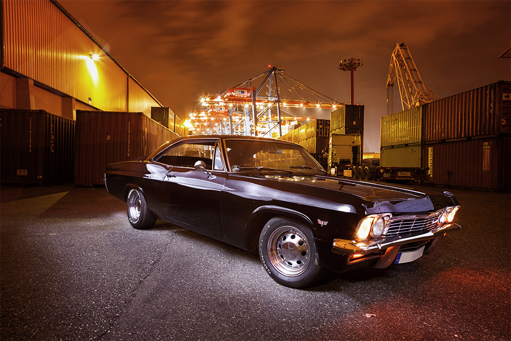 Photograph Chevrolet Impala (front) by Josh Miller on 500px