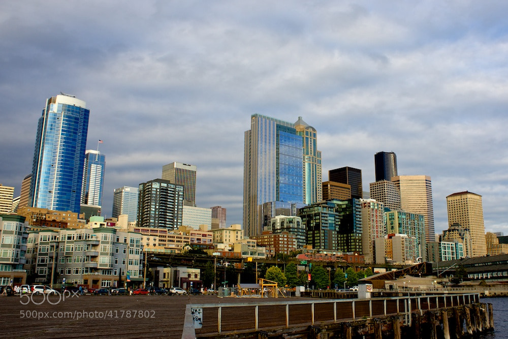 Photograph Seattle by Jeff Morley on 500px