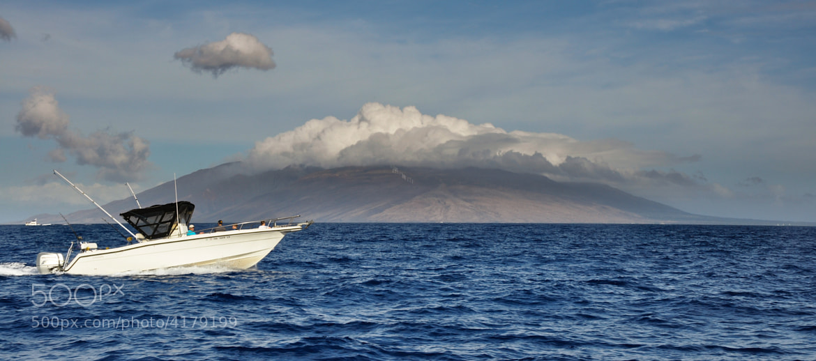 Photograph Boating in Maui by Dante Laurini on 500px