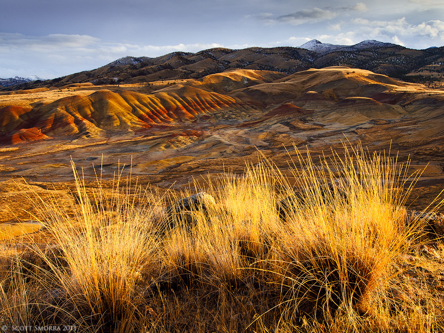 Photograph Painted Hills Sunset by Scott  Smorra on 500px