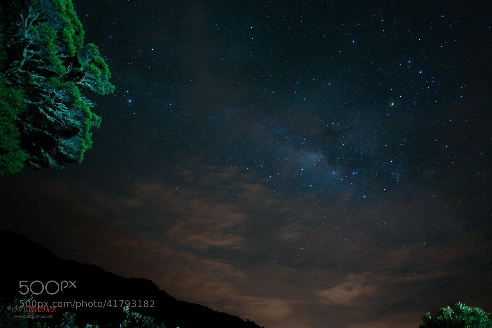 Photograph Starry Night by Chris Jimenez on 500px