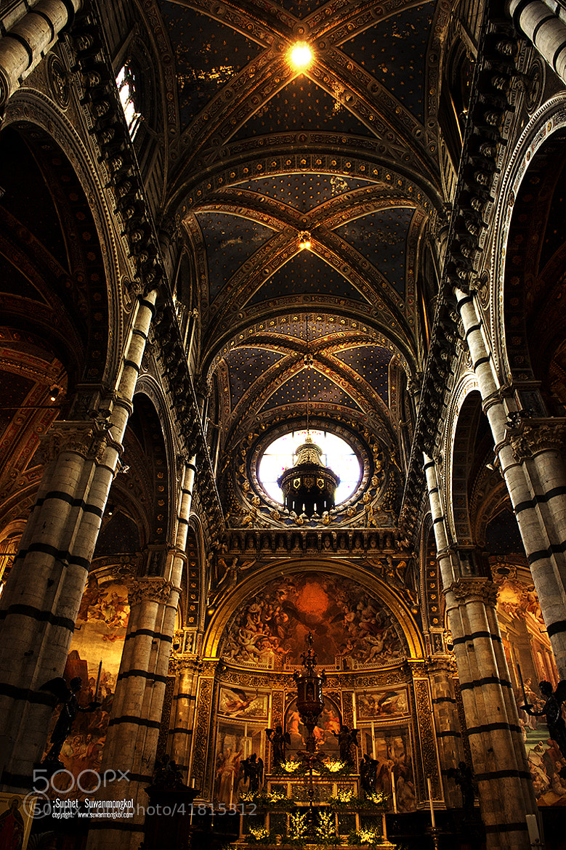 Photograph Duomo di Siena by Suchet Suwanmongkol on 500px
