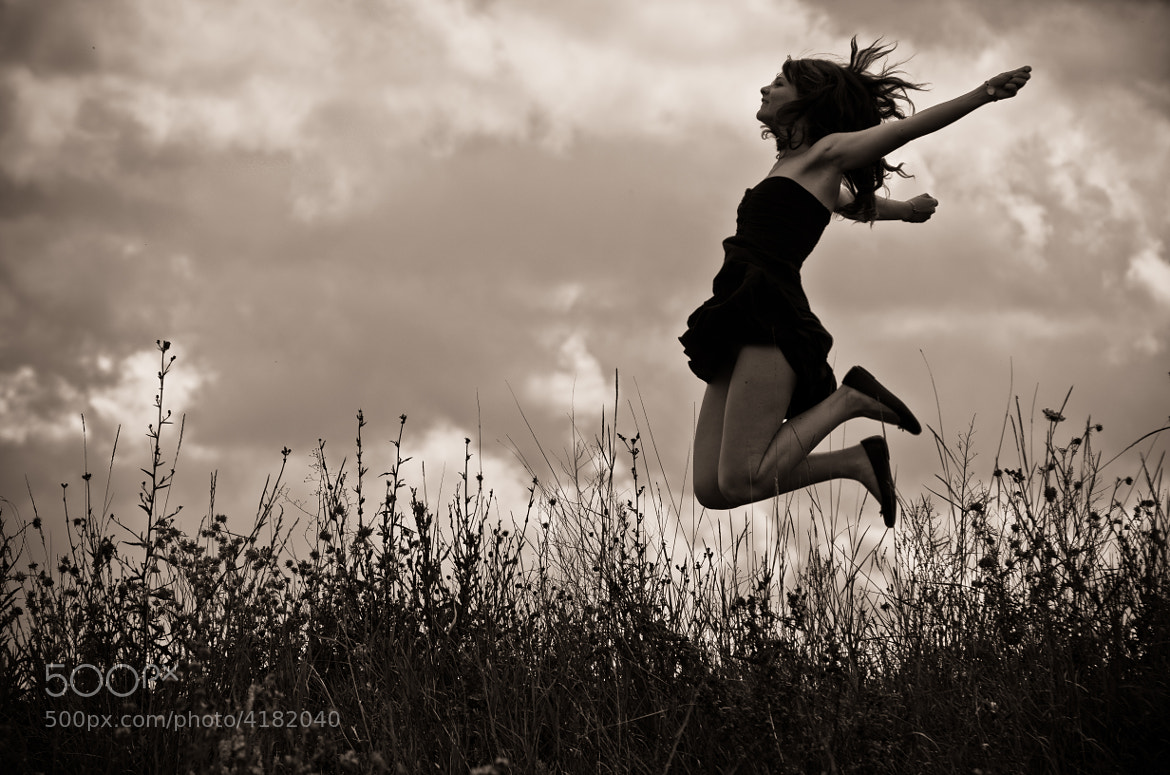 Photograph Jump by Denis G. on 500px
