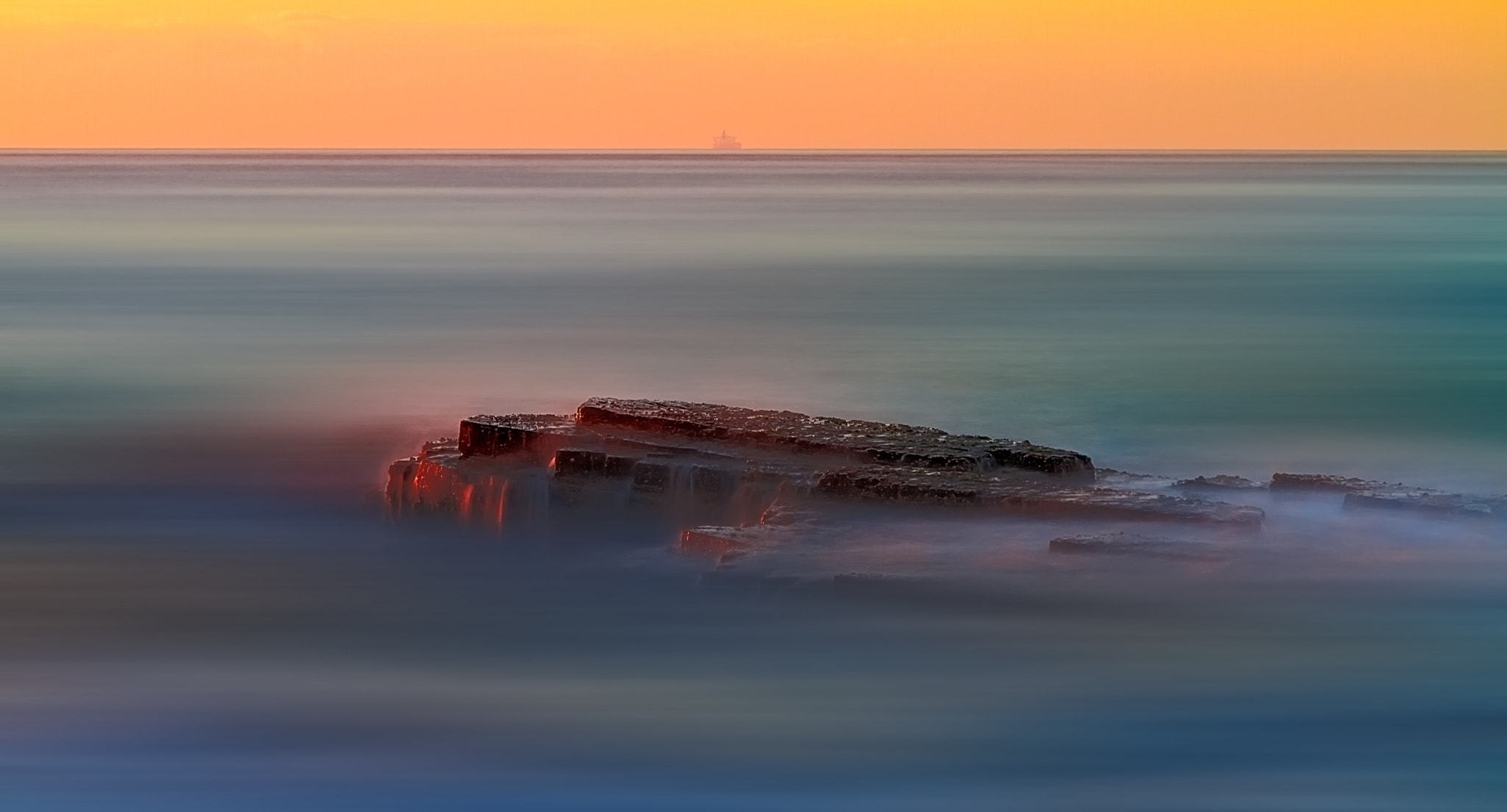Photograph Rock of Inspiration by Mark Lucey on 500px