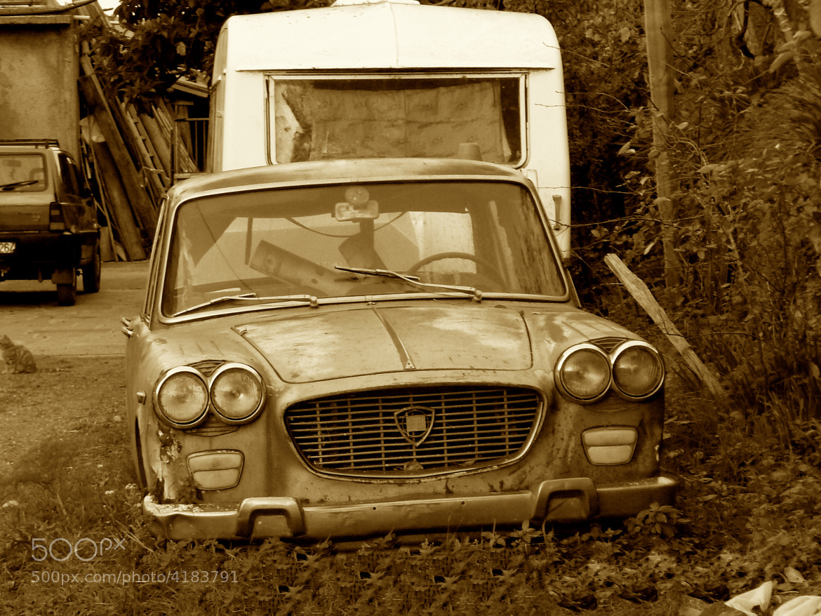 Photograph Resting car by Nicolo Bertuccio on 500px
