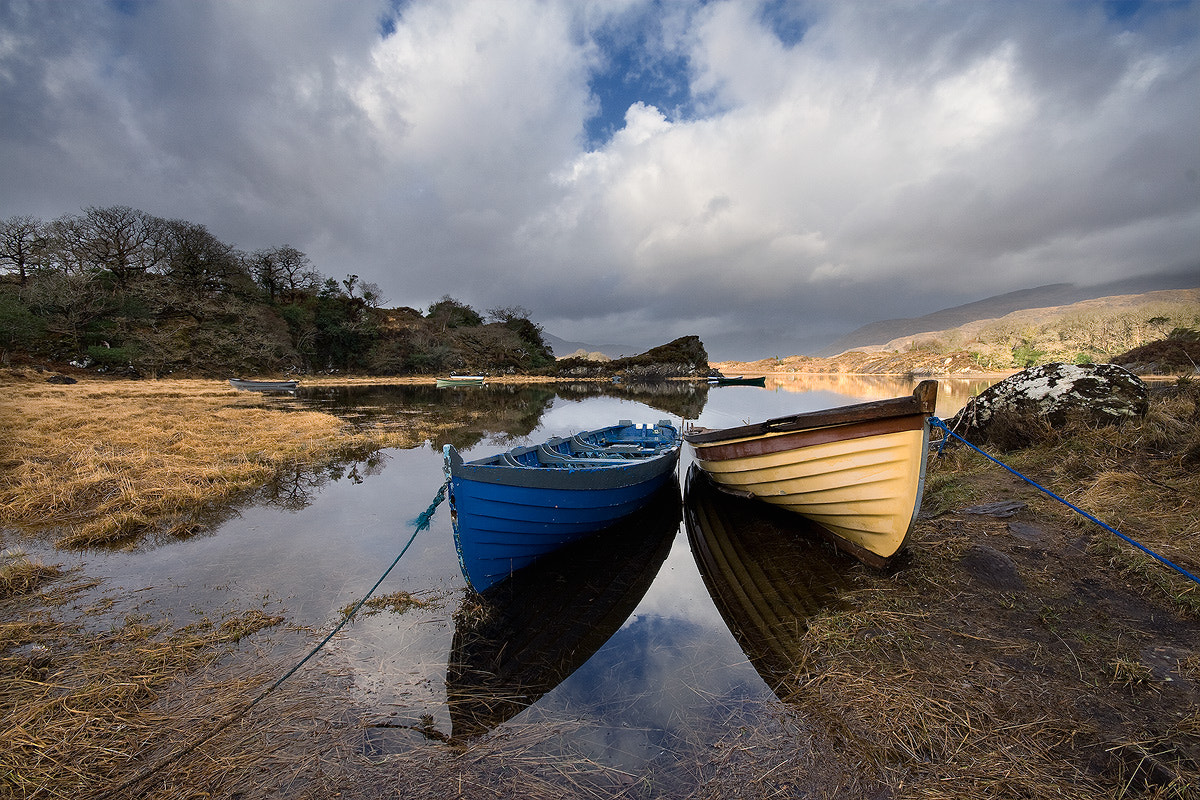 Photograph Boats by Michal T. on 500px