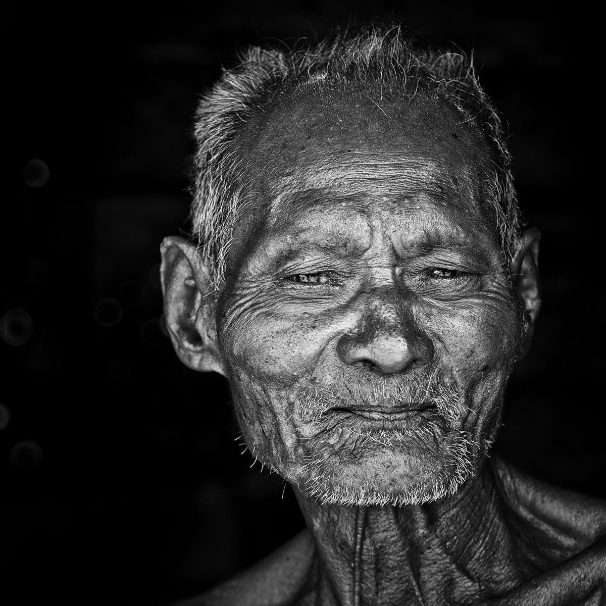 Photograph Grandpa Years ii by Arif  Kaser on 500px