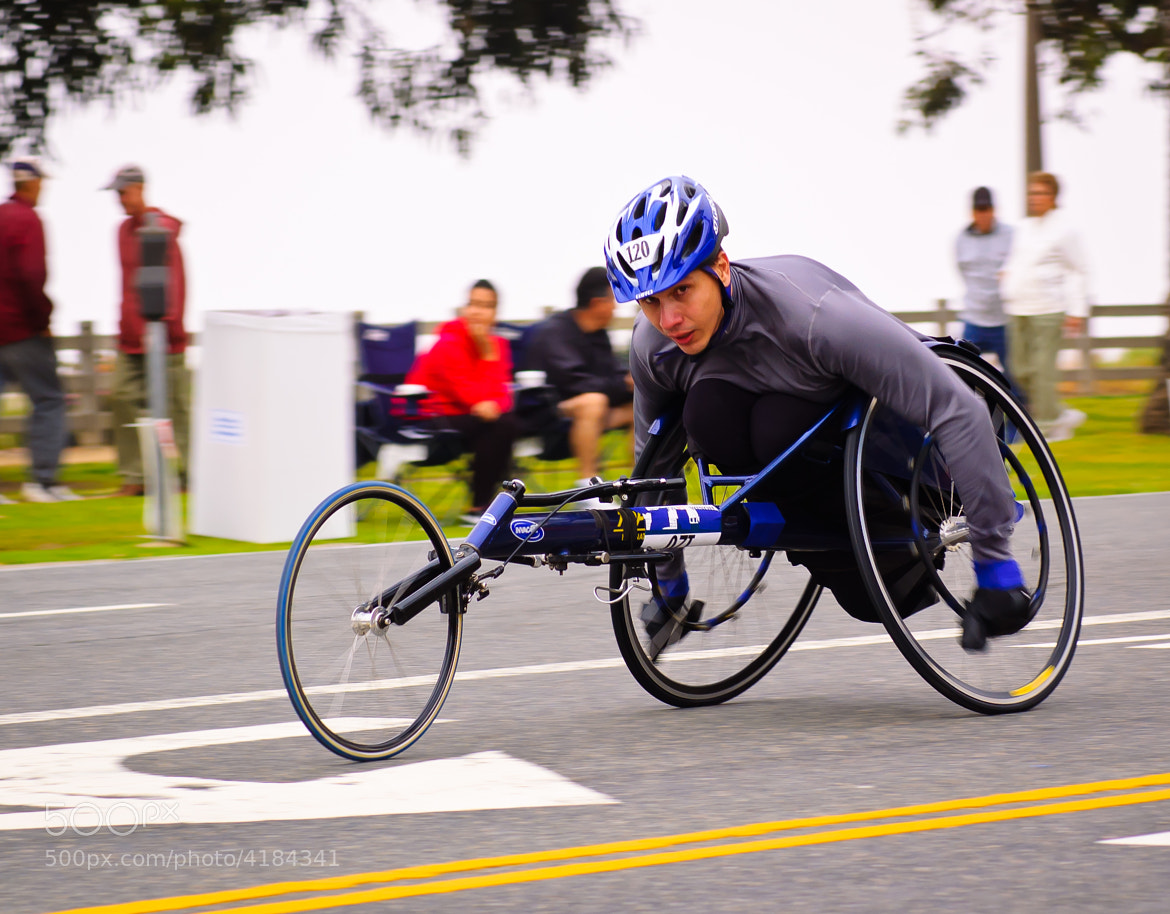 Photograph Marathon on Three Wheels by Blake Coble on 500px